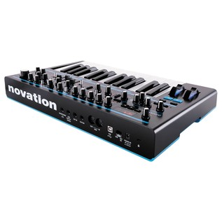 Novation Bass Station II Analog Synthesizer - Rear
