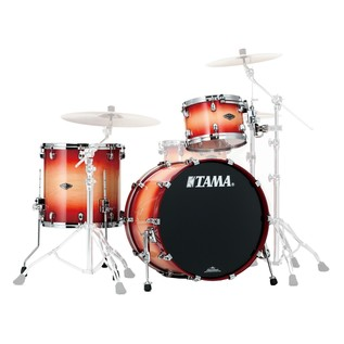 Tama Starclassic Performer B/B 3Pc Shell Pack, Cherry Natural Burst