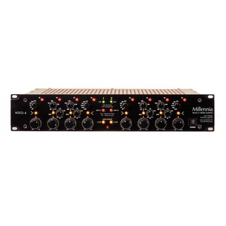 Millennia Media NSEQ-4 Class A Solid State Parametric Equaliser