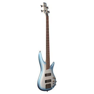 Ibanez SR300E Bass Guitar, Seashore Metallic