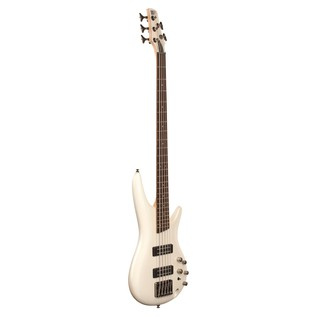 Ibanez SR305E Bass Guitar, White