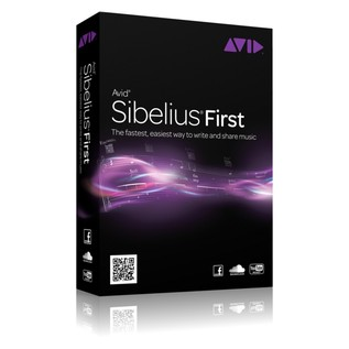 Sibelius First with Headphones