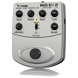 Behringer BDI21 V-Tone Bass Preamp
