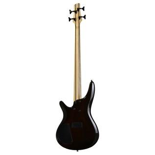 Ibanez SR400QM Electric Bass Guitar, Brown