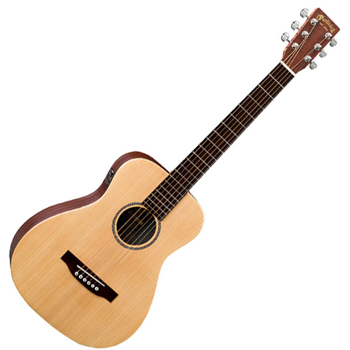 martin lx1e little martin guitare lectro acoustique. Black Bedroom Furniture Sets. Home Design Ideas
