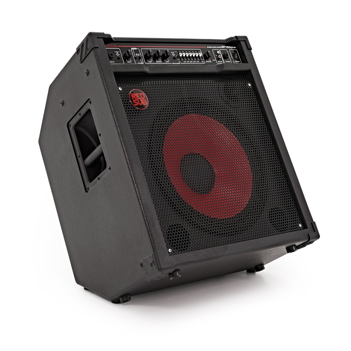 redsub bp150plus 150w bass guitar amplifier at. Black Bedroom Furniture Sets. Home Design Ideas