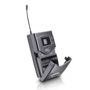LD Systems Wireless Microphone System with Belt Packs and Headsets