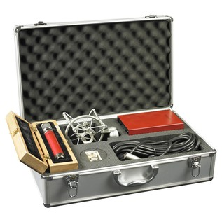 Avantone CV-28 Small-Capsule Tube Condenser Microphone - Full Contents