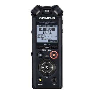 Olympus LS-P2 with Free Headphones