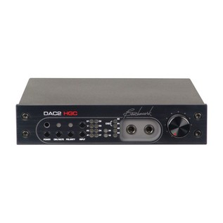 Benchmark DAC2 HGC Digital to Analogue Converter, Black
