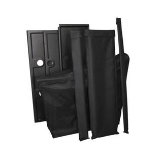 LiteConsole XPRS Aluminium Booth, Black