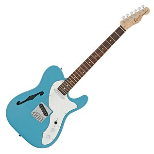 Squier by Fender Vintage Modified Telecaster Thinline, LP Blue (FSR)