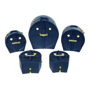 Hardcase Fully Lined Drum Kit