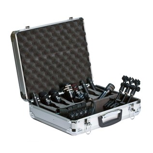 Audix DP Elite 8 Premium Percussion Microphone Pack, 8 Pieces
