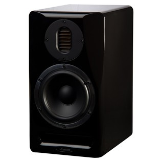 Avantone Pro LA7 Little Abbey 7 Studio Monitor, Black - Angled