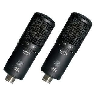 Audix CX112B Matched Pair Large Diaphragm Condenser Microphones