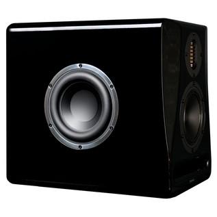 Avantone Pro Abbey Studio Monitor, Black - Angled
