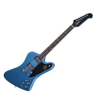 Gibson Firebird Studio T Electric Guitar, Pelham Blue (2017)