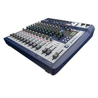 Soundcraft Signature 12 Analogue Mixer
