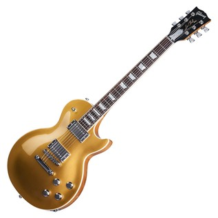 Gibson Les Paul Classic HP Electric Guitar, Gold Top (2017)