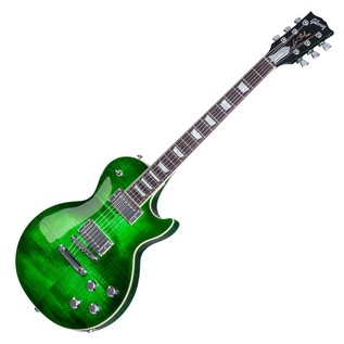 Gibson Les Paul Classic HP Electric Guitar, Green Ocean Burst (2017)