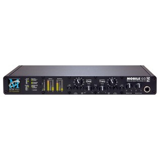 Metric Halo ULN-2 Firewire Interface w/ 2D Expansion - Front
