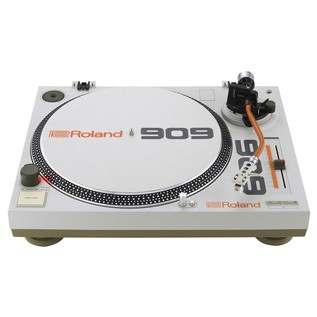 Roland TT-99 Direct Drive Turntable - Bottom