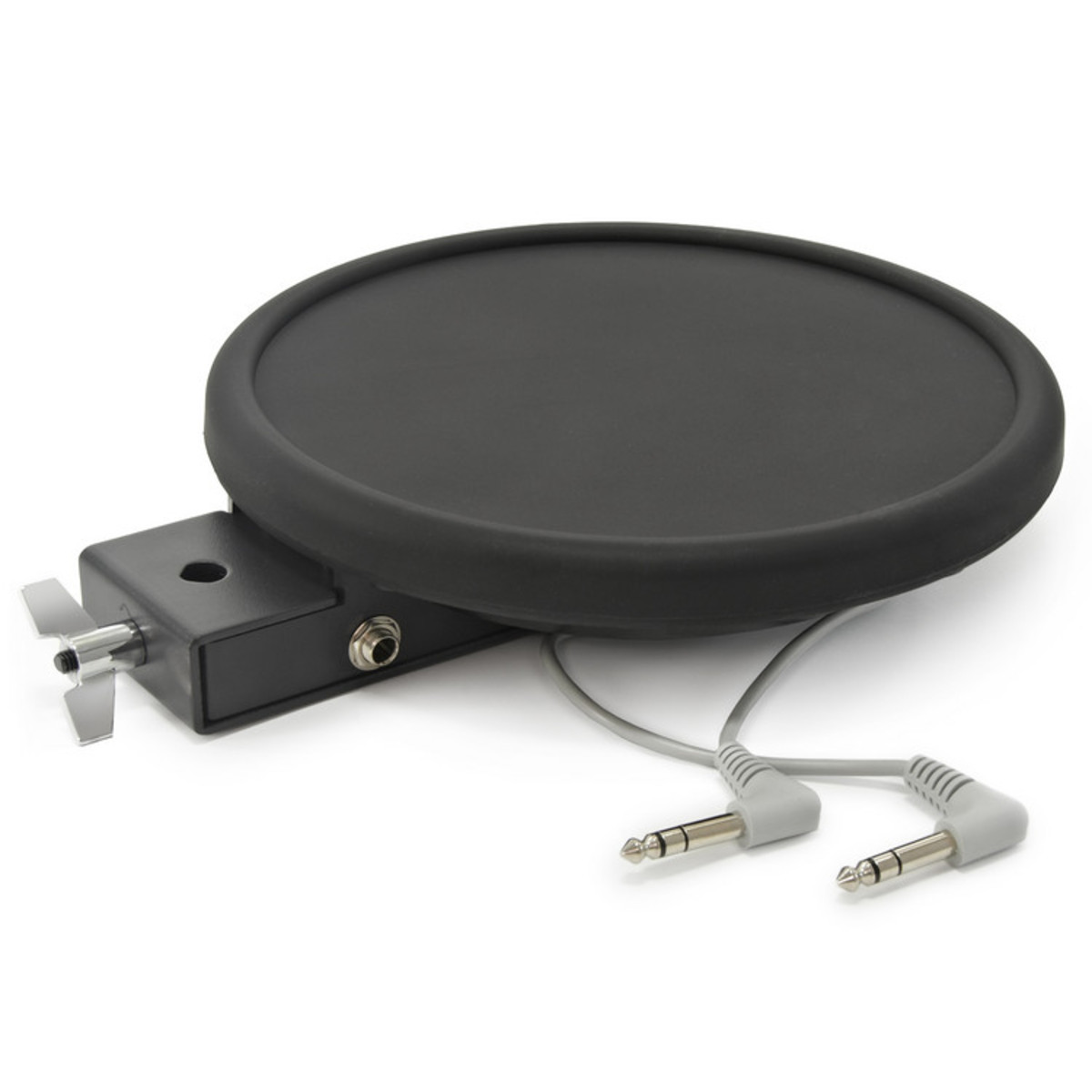 digital drums dual zone electronic drum pad b stock at. Black Bedroom Furniture Sets. Home Design Ideas