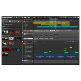Native Instruments Maschine Jam - Screenshot 1
