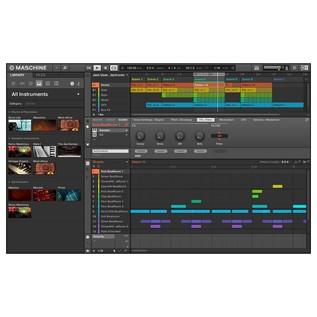 Native Instruments Maschine Jam - Screenshot 1