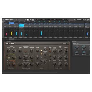 Native Instruments Maschine Jam - Screenshot 3 (Monark)