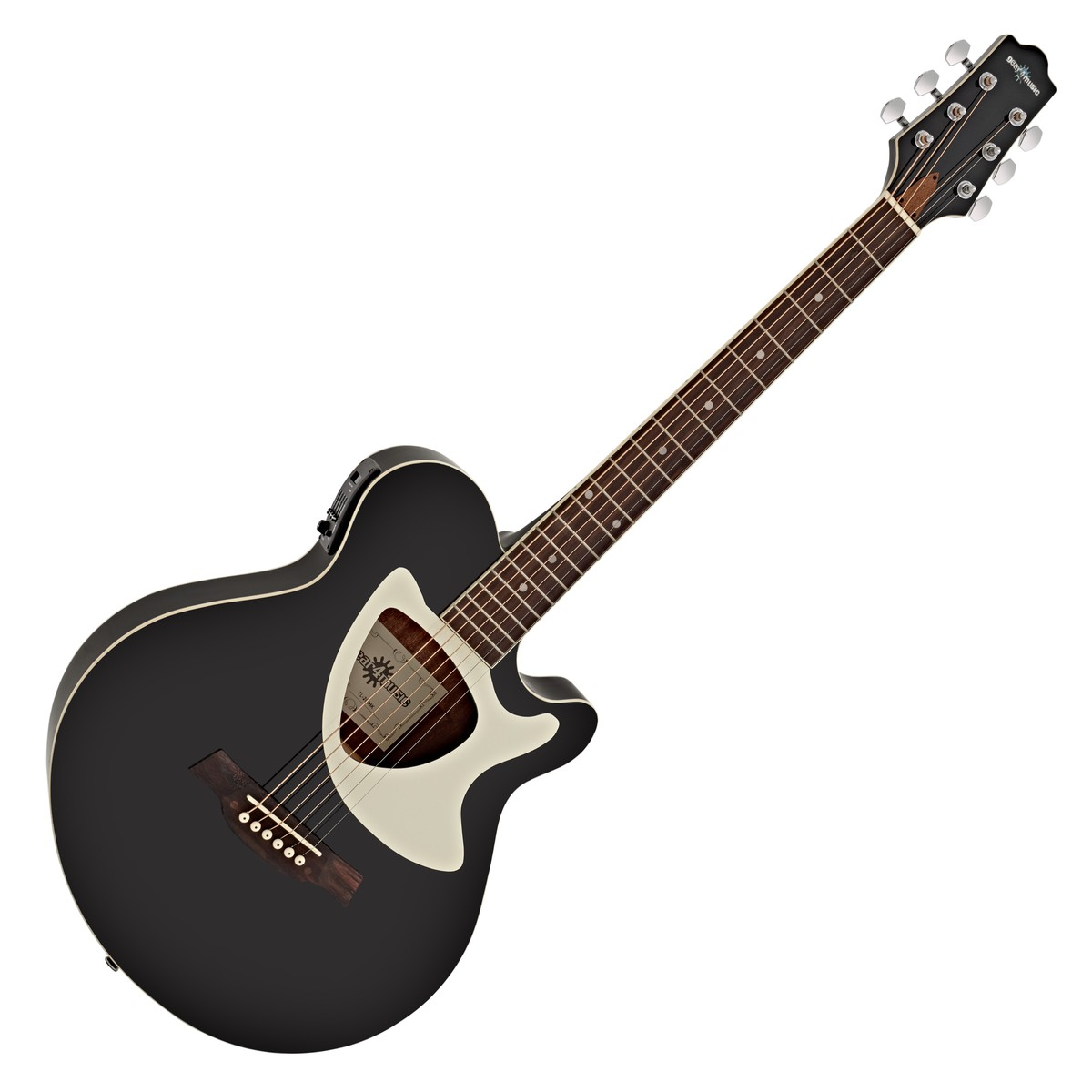 guitare lectro acoustique thinline deluxe pacl ampli. Black Bedroom Furniture Sets. Home Design Ideas
