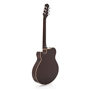 Deluxe Thinline Electro Acoustic Guitar + 15W Amp Pack, Natural