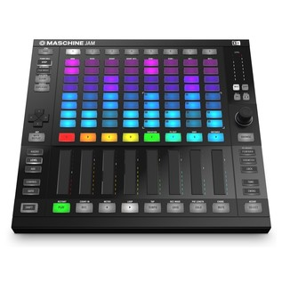 Native Instruments Maschine Jam and Komplete 11 - Maschine Jam Top