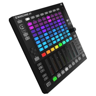 Native Instruments Maschine Jam and Komplete 11 - Maschine Jam Side