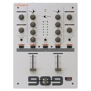 Roland DJ-99 DJ Scratch Mixer - Top