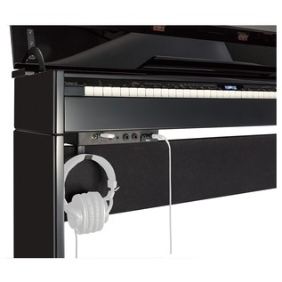 Roland DP603 Inputs