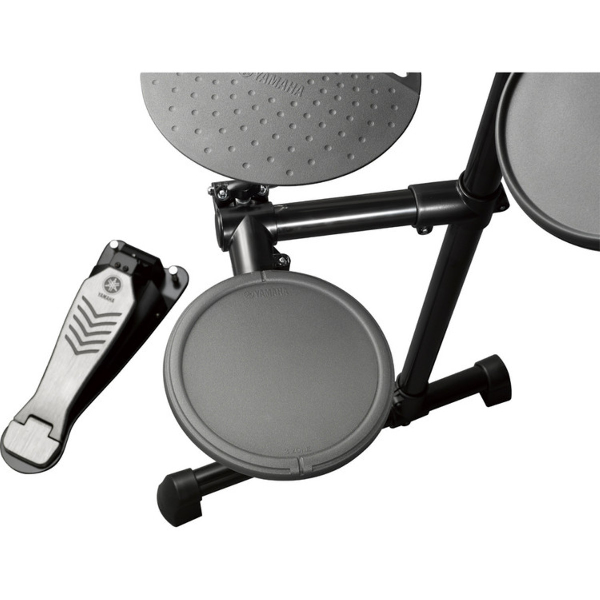 Yamaha dtx450k electronic drum kit b stock at for Yamaha drum pads