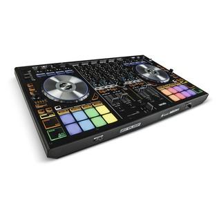 Reloop MIXON 4 DJ Controller - Angled