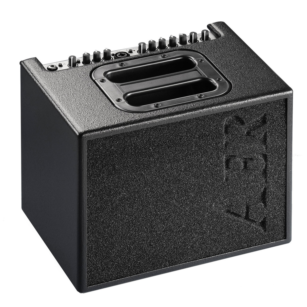 aer compact 60 iii acoustic guitar amp black box opened at. Black Bedroom Furniture Sets. Home Design Ideas