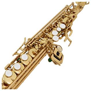 Conn-Selmer Avant Soprano Saxophone, Gold Lacquer