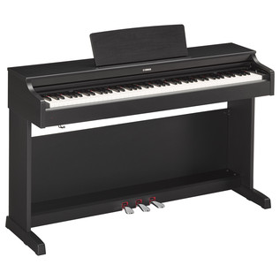 Yamaha Arius YDP163 Digital Piano, Black Walnut