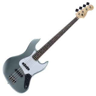 Squier By Fender Affinity Jazz Bass Guitar, Slick Silver