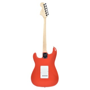 Squier by Fender Affinity Stratocaster, Red