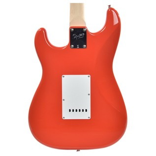 Squier Affinity Stratocaster, Red