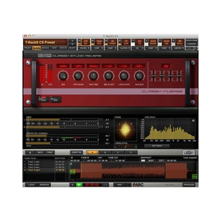 IK Multimedia CSR Classik Studio Reverb - Nearly New