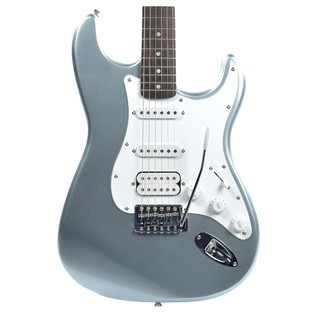 Squier Affinity Stratocaster HSS, Slick Silver