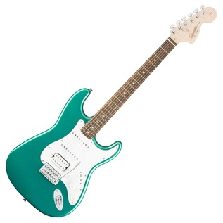 Squier by Fender Affinity Stratocaster HSS, Race Green