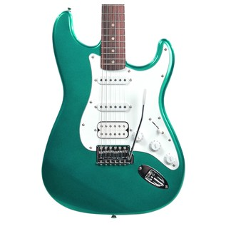 Squier Affinity Stratocaster HSS, Race Green