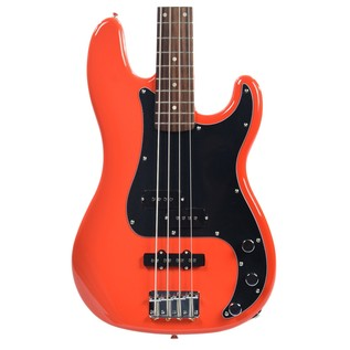 Squier Affinity Precision Bass PJ, Race Red